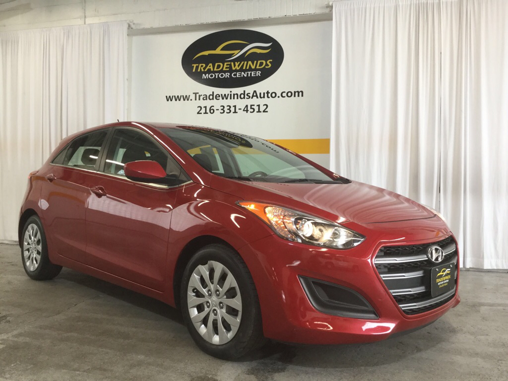 2016 HYUNDAI ELANTRA GT  for sale at Tradewinds Motor Center