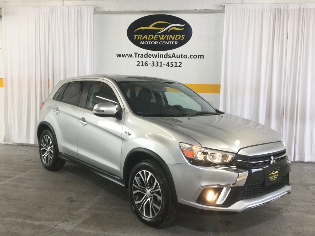 2019 MITSUBISHI OUTLANDER SPORT SE for sale at Tradewinds Motor Center