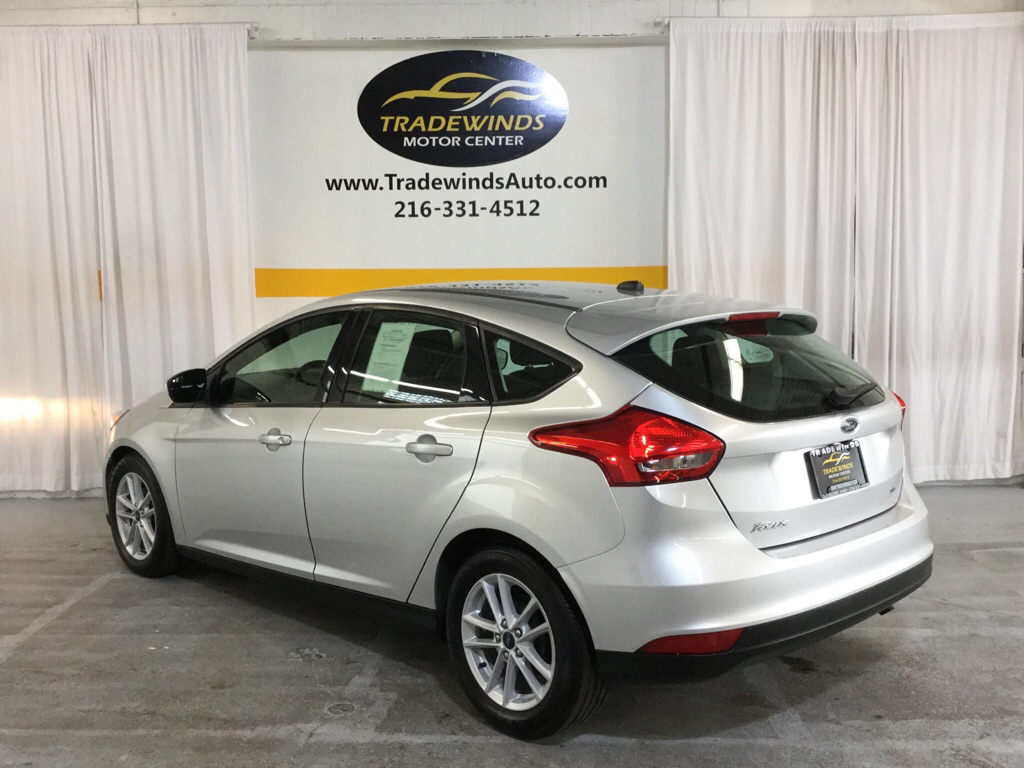 2018 FORD FOCUS SE for sale at Tradewinds Motor Center
