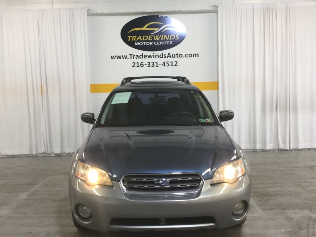 2005 SUBARU OUTBACK 2.5I BASE for sale at Tradewinds Motor Center