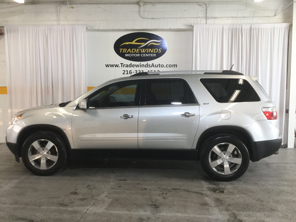 2012 GMC ACADIA SLT-1 for sale at Tradewinds Motor Center