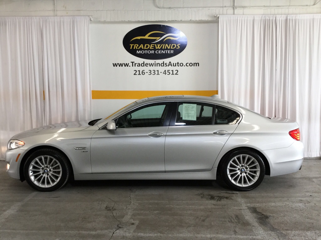 2011 BMW 535 XI for sale at Tradewinds Motor Center