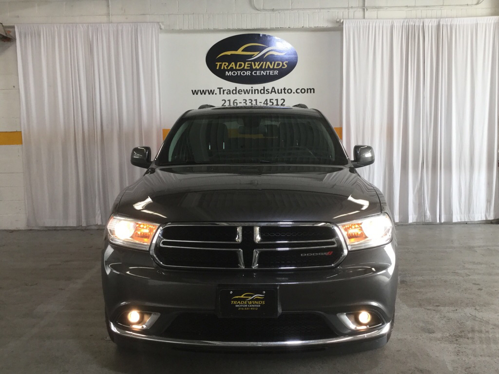2014 DODGE DURANGO SXT for sale at Tradewinds Motor Center