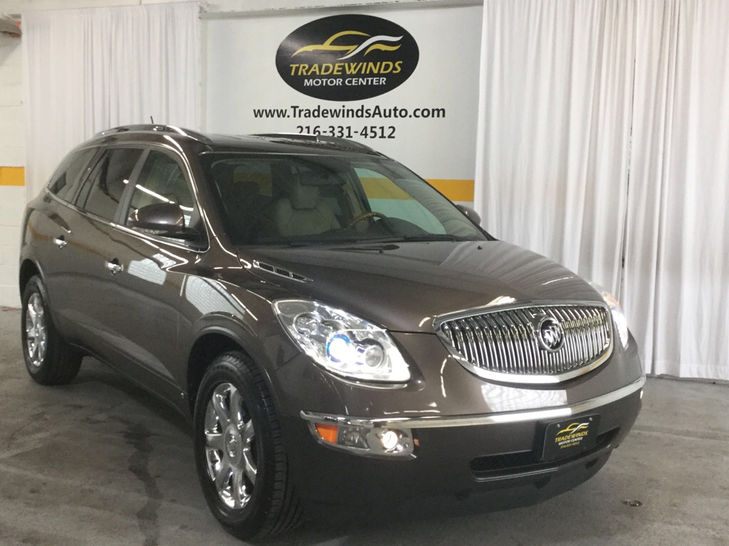 2009 BUICK ENCLAVE CXL for sale at Tradewinds Motor Center