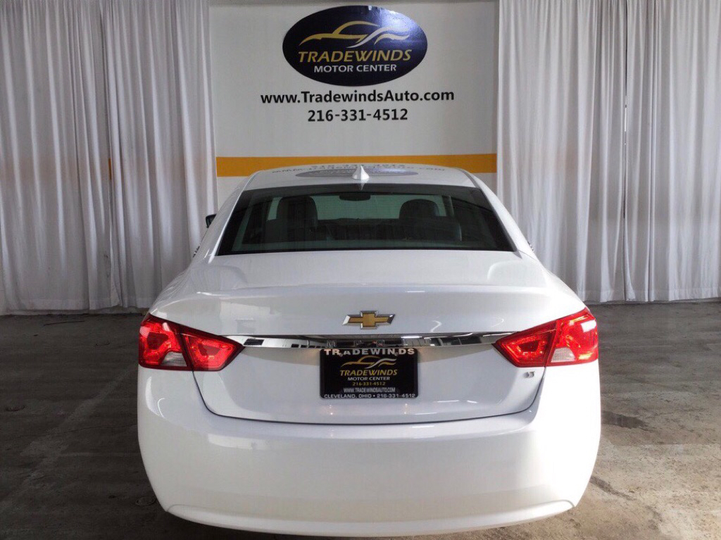 2019 CHEVROLET IMPALA LT for sale at Tradewinds Motor Center