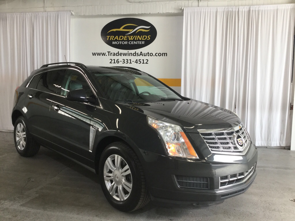 2014 CADILLAC SRX  for sale at Tradewinds Motor Center