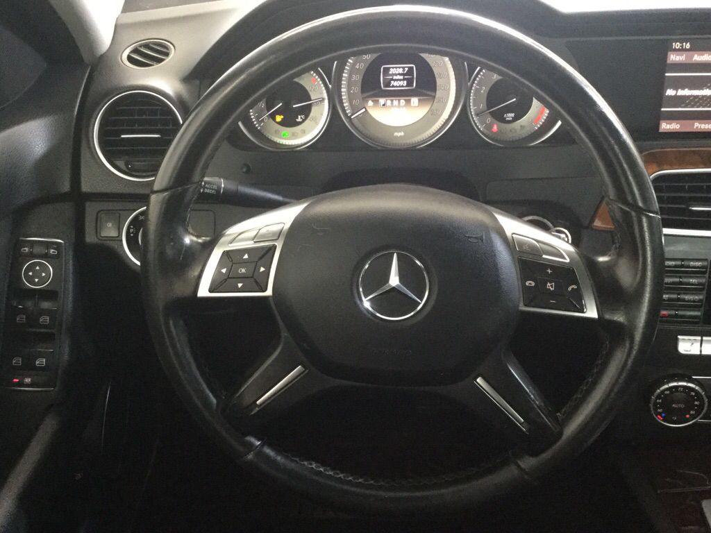 2012 MERCEDES-BENZ C-CLASS C300 4MATIC for sale at Tradewinds Motor Center