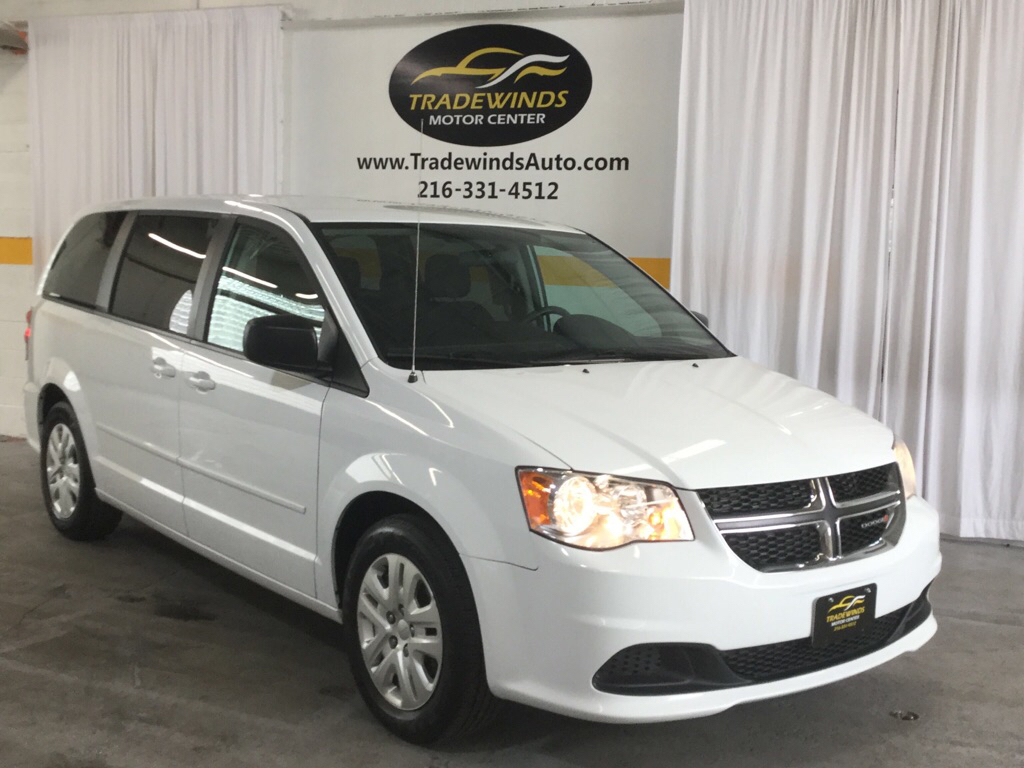 2015 DODGE GRAND CARAVAN SE for sale at Tradewinds Motor Center