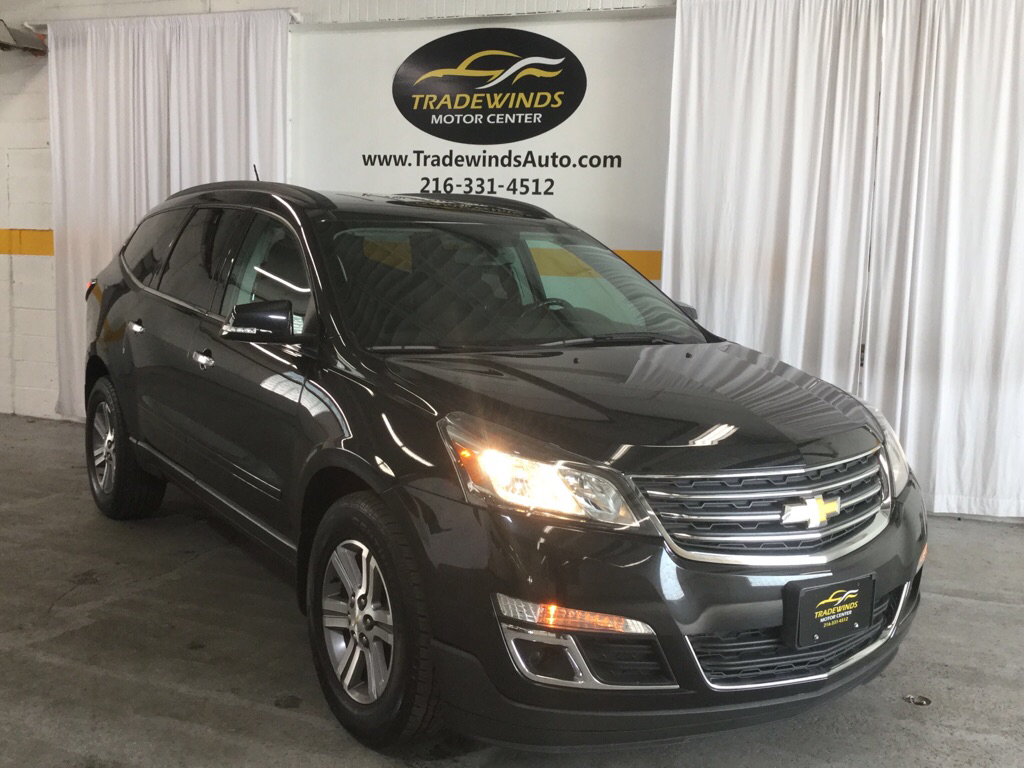 2015 CHEVROLET TRAVERSE LT for sale at Tradewinds Motor Center