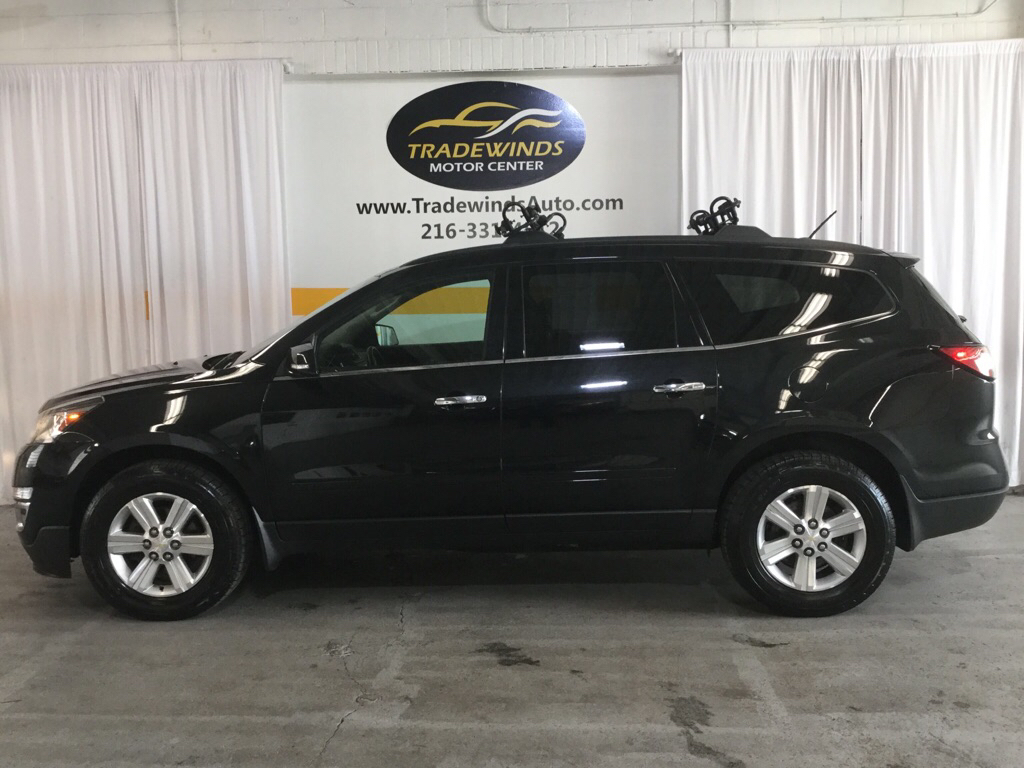 2014 CHEVROLET TRAVERSE LT for sale at Tradewinds Motor Center