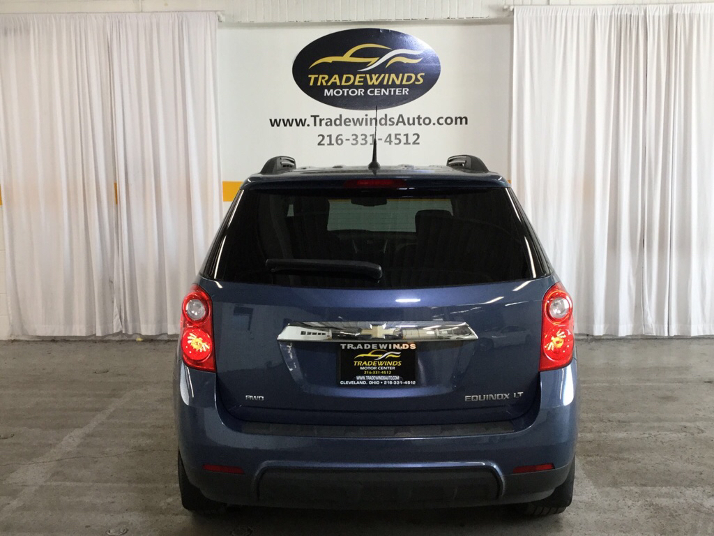 2011 CHEVROLET EQUINOX LT for sale at Tradewinds Motor Center