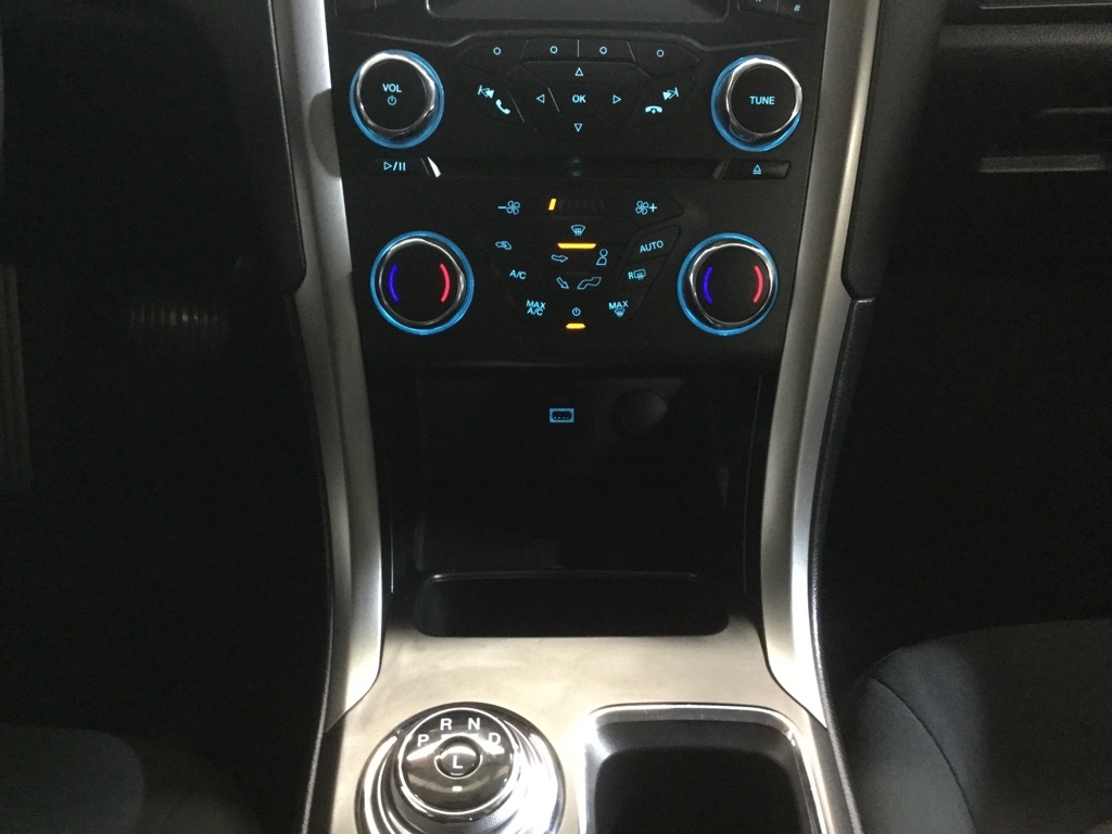 2017 FORD FUSION SE HYBRID for sale at Tradewinds Motor Center