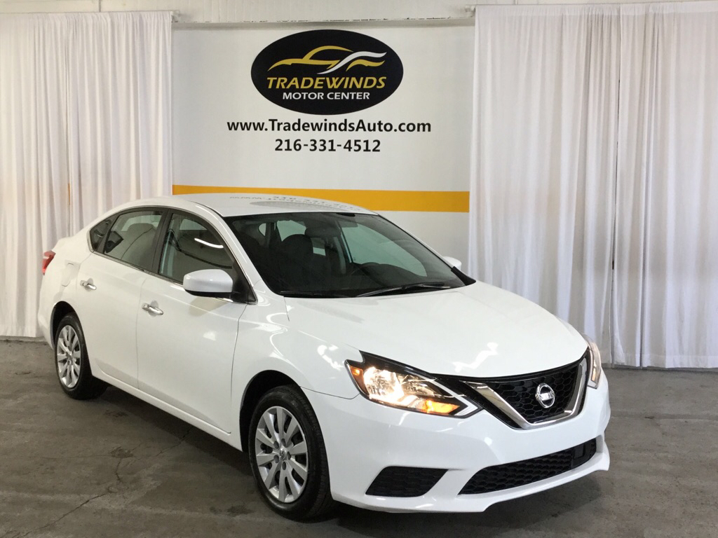 2018 NISSAN SENTRA S for sale at Tradewinds Motor Center