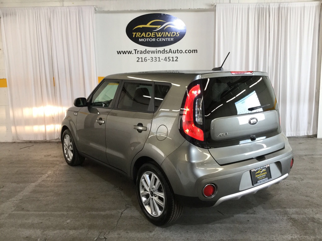 2018 KIA SOUL + for sale at Tradewinds Motor Center
