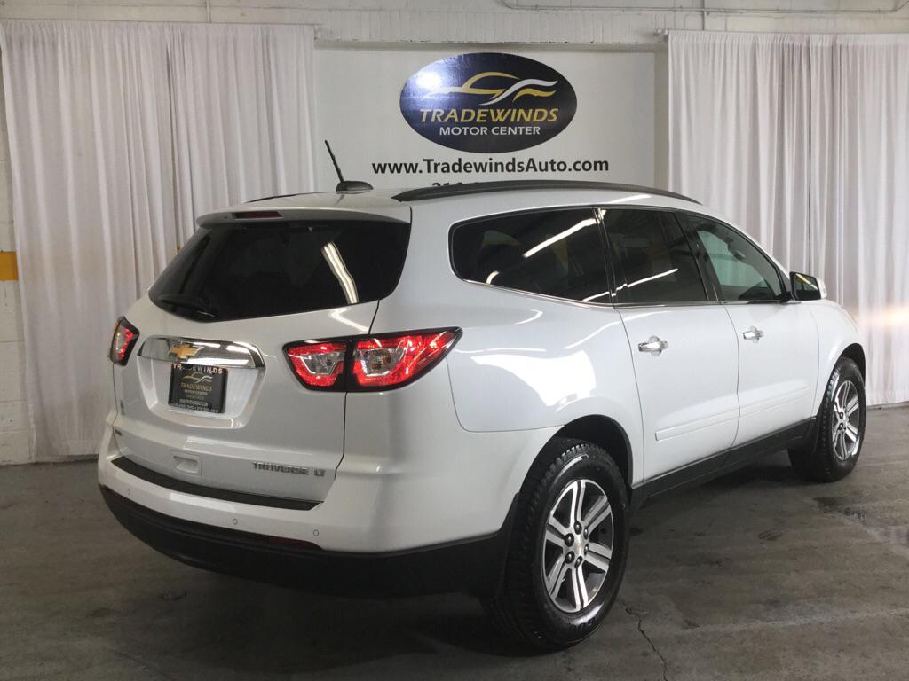 2016 CHEVROLET TRAVERSE LT for sale at Tradewinds Motor Center