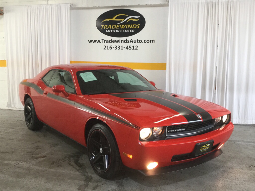 2010 DODGE CHALLENGER SE for sale at Tradewinds Motor Center