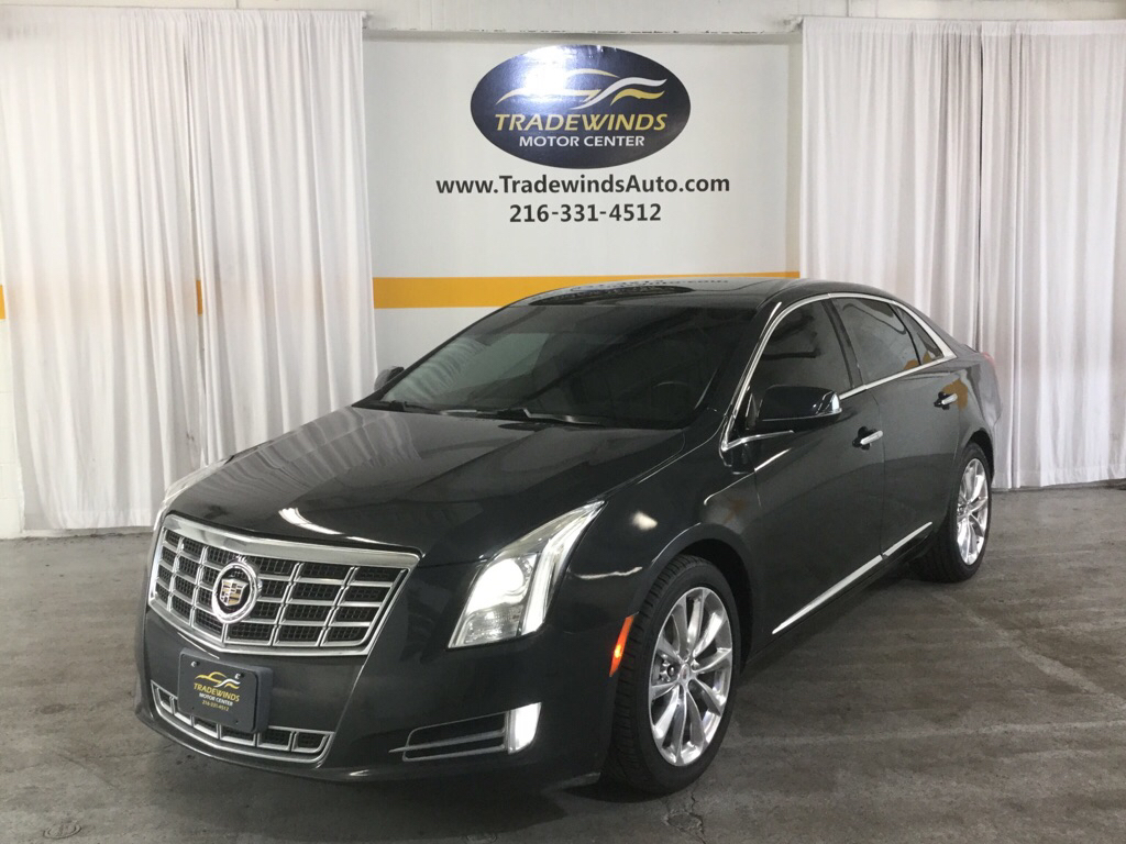 2013 CADILLAC XTS LUXURY COLLECTION for sale at Tradewinds Motor Center