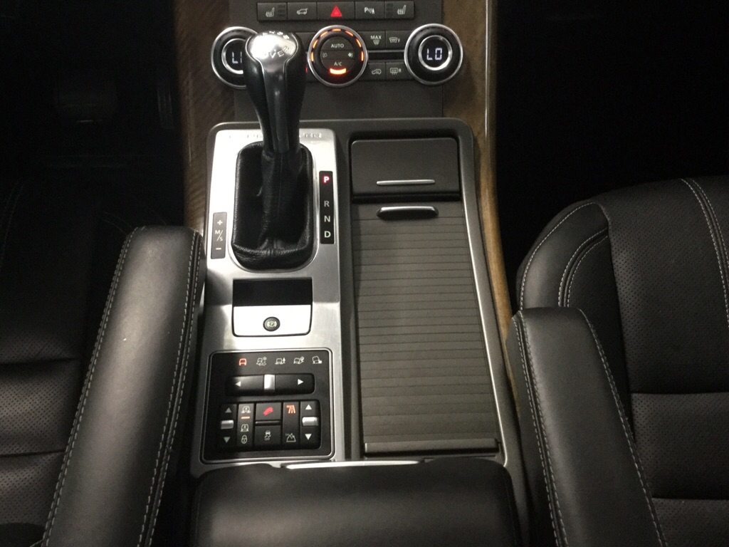 2012 LAND ROVER RANGE ROVER SPO LUX for sale at Tradewinds Motor Center