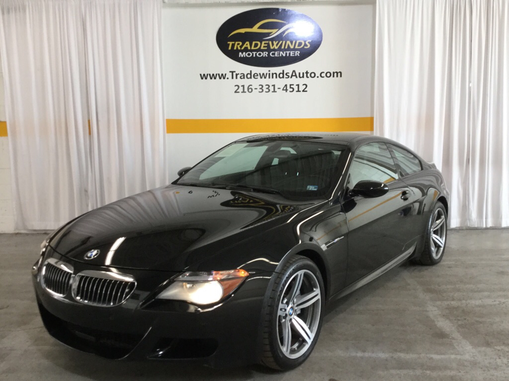 2007 BMW M6  for sale at Tradewinds Motor Center