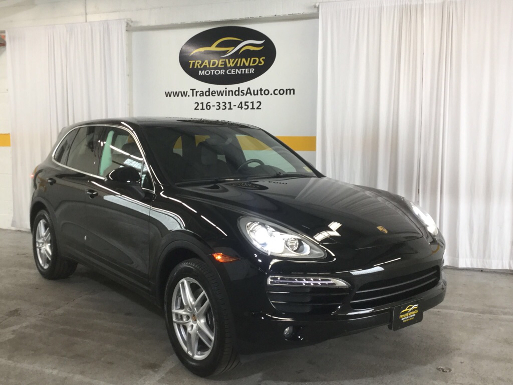 2014 PORSCHE CAYENNE  for sale at Tradewinds Motor Center