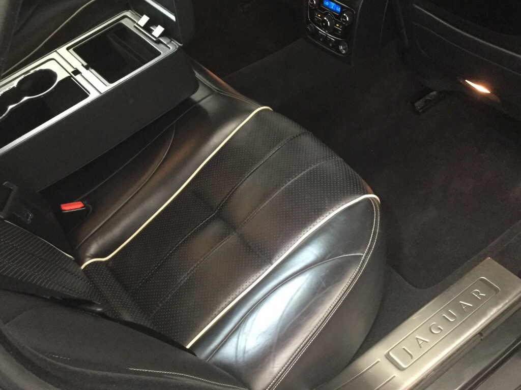 2011 JAGUAR XJL SUPERCHARGED for sale at Tradewinds Motor Center