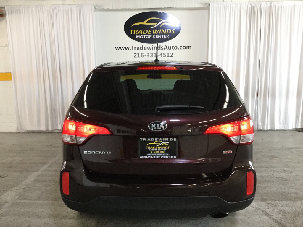 2015 KIA SORENTO LX for sale at Tradewinds Motor Center