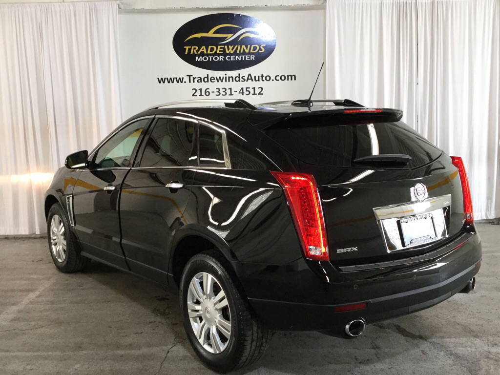 2015 CADILLAC SRX LUXURY COLLECTION for sale at Tradewinds Motor Center