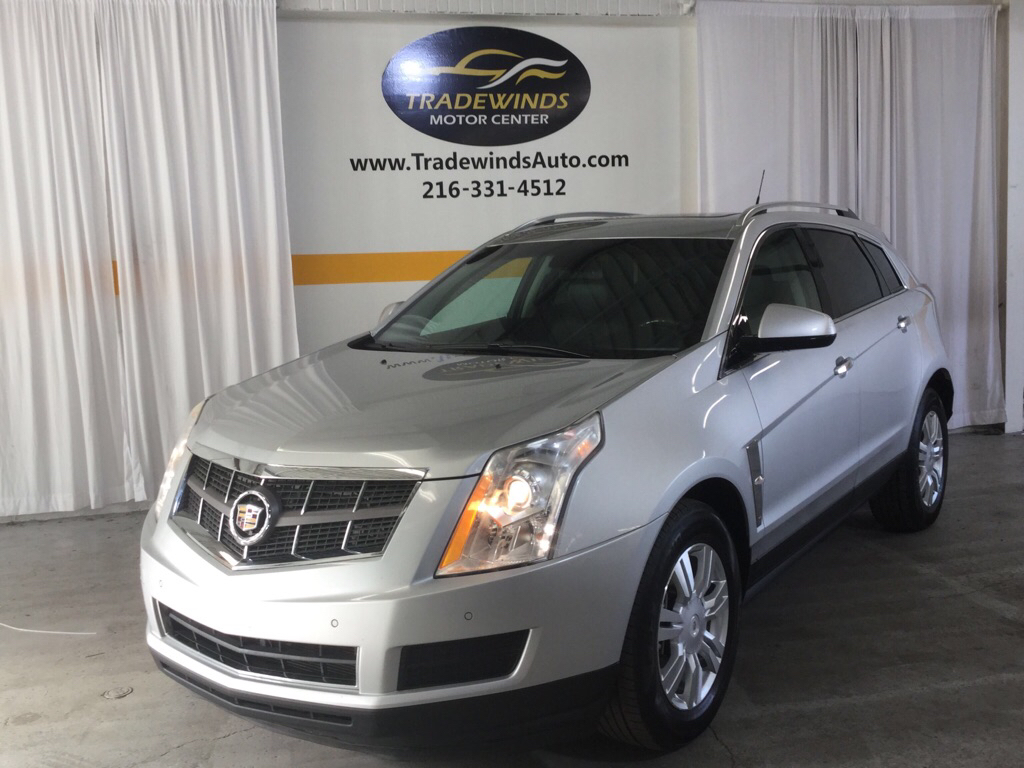 2011 CADILLAC SRX LUXURY COLLECTION for sale at Tradewinds Motor Center
