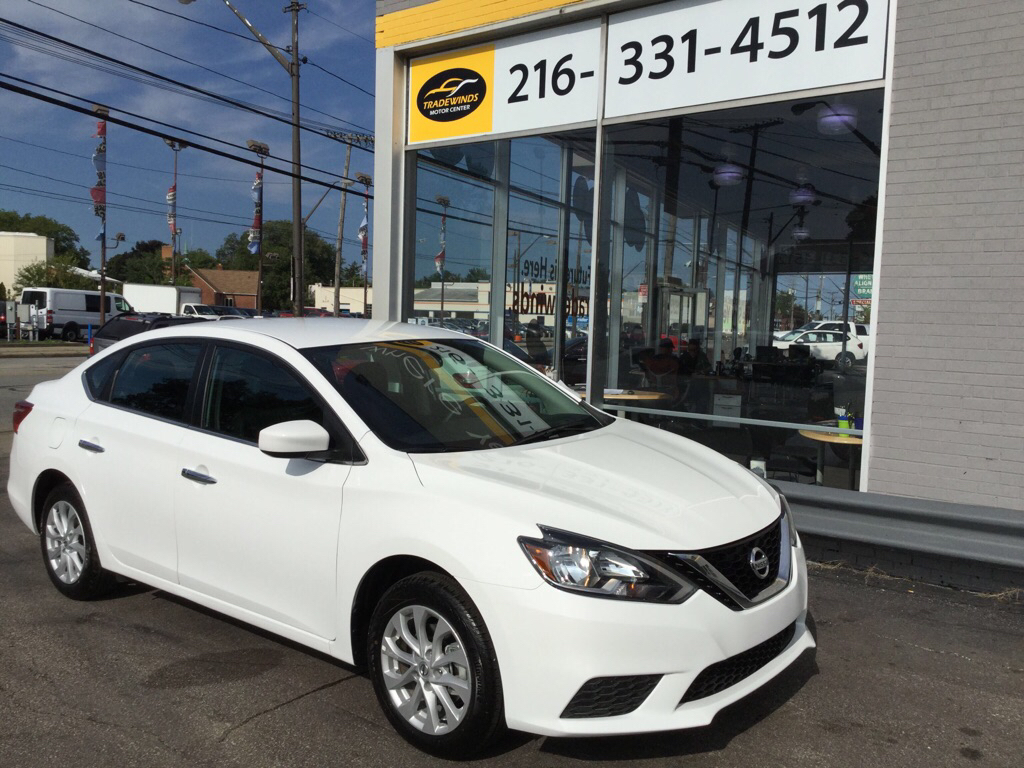 2019 NISSAN SENTRA SV for sale at Tradewinds Motor Center