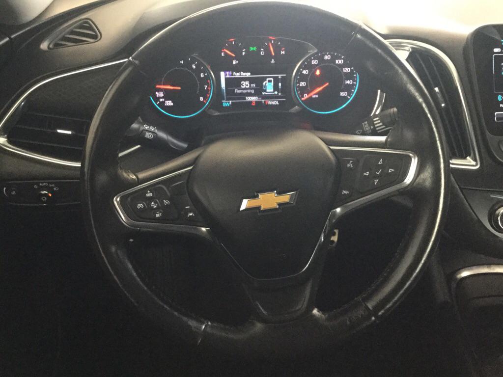 2017 CHEVROLET MALIBU LT for sale at Tradewinds Motor Center