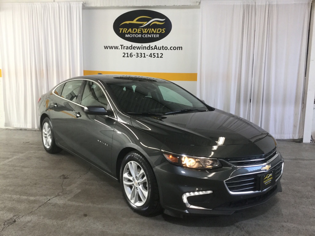 2017 CHEVROLET MALIBU LT for sale at Tradewinds Motor Center