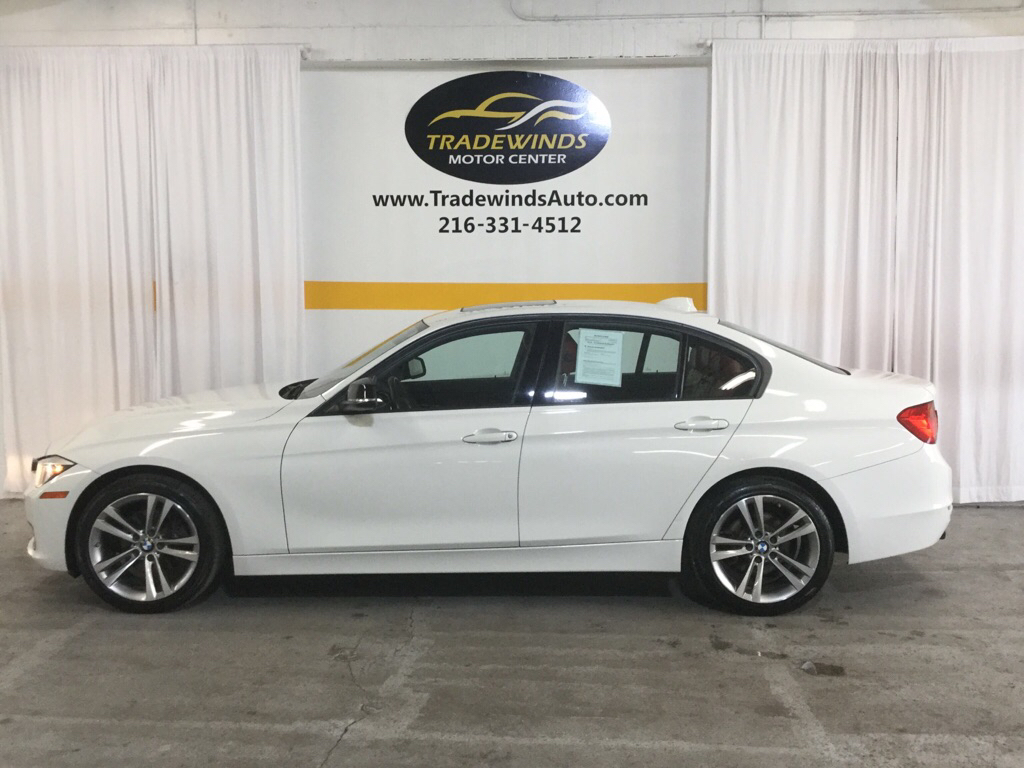 2014 BMW 328 XI SULEV SPORT for sale at Tradewinds Motor Center