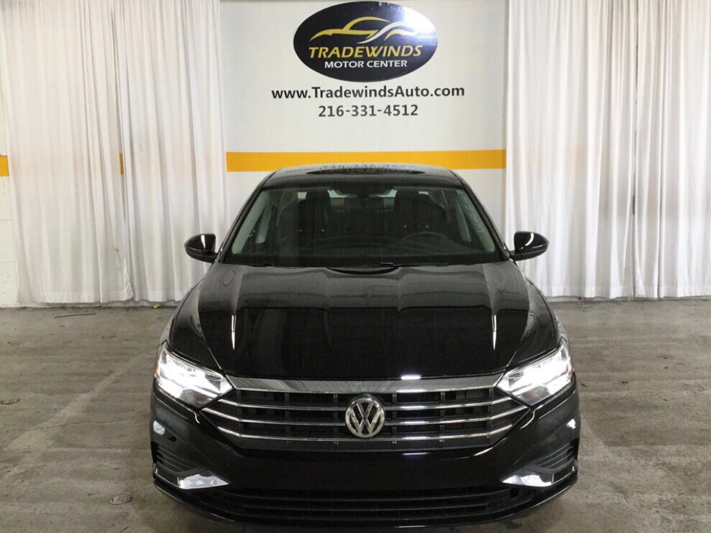 2019 VOLKSWAGEN JETTA SE for sale at Tradewinds Motor Center