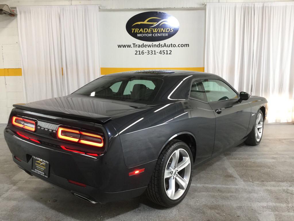 2017 DODGE CHALLENGER R/T for sale at Tradewinds Motor Center
