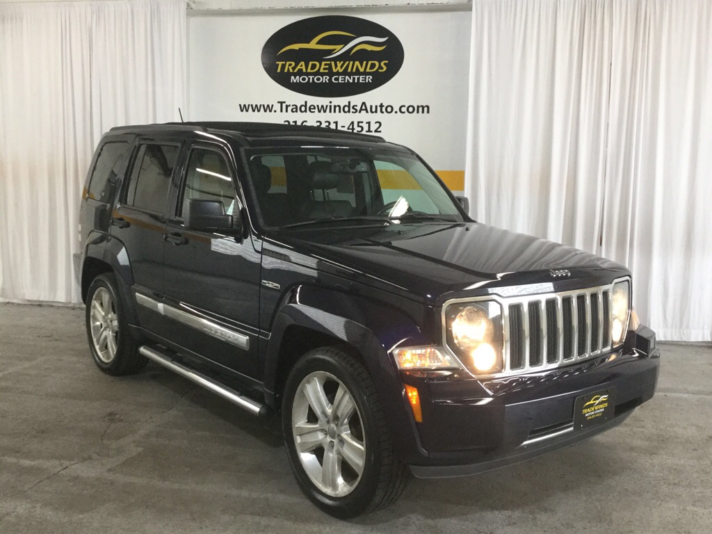 2012 JEEP LIBERTY JET  LIMITED for sale at Tradewinds Motor Center