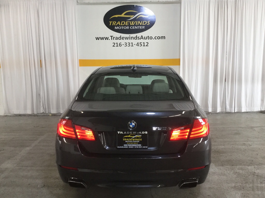 2011 BMW 550 XI for sale at Tradewinds Motor Center