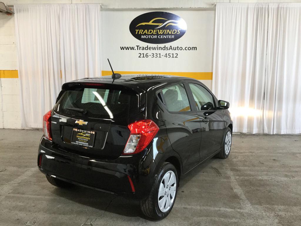 2018 CHEVROLET SPARK LS for sale at Tradewinds Motor Center