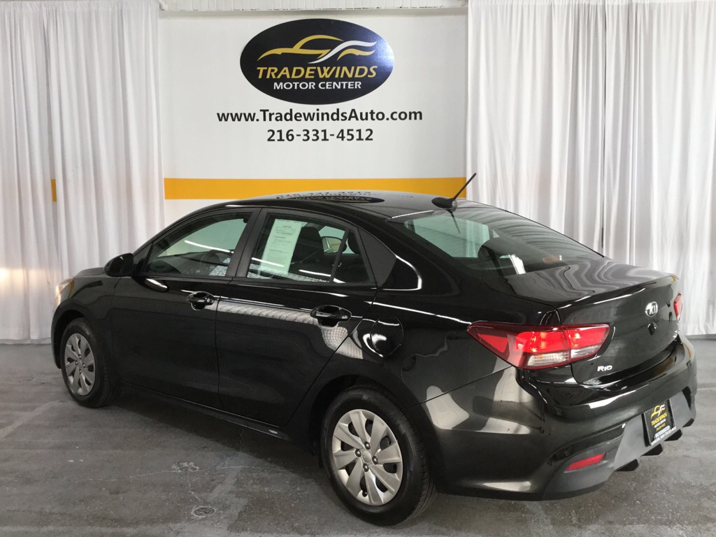 2018 KIA RIO S for sale at Tradewinds Motor Center