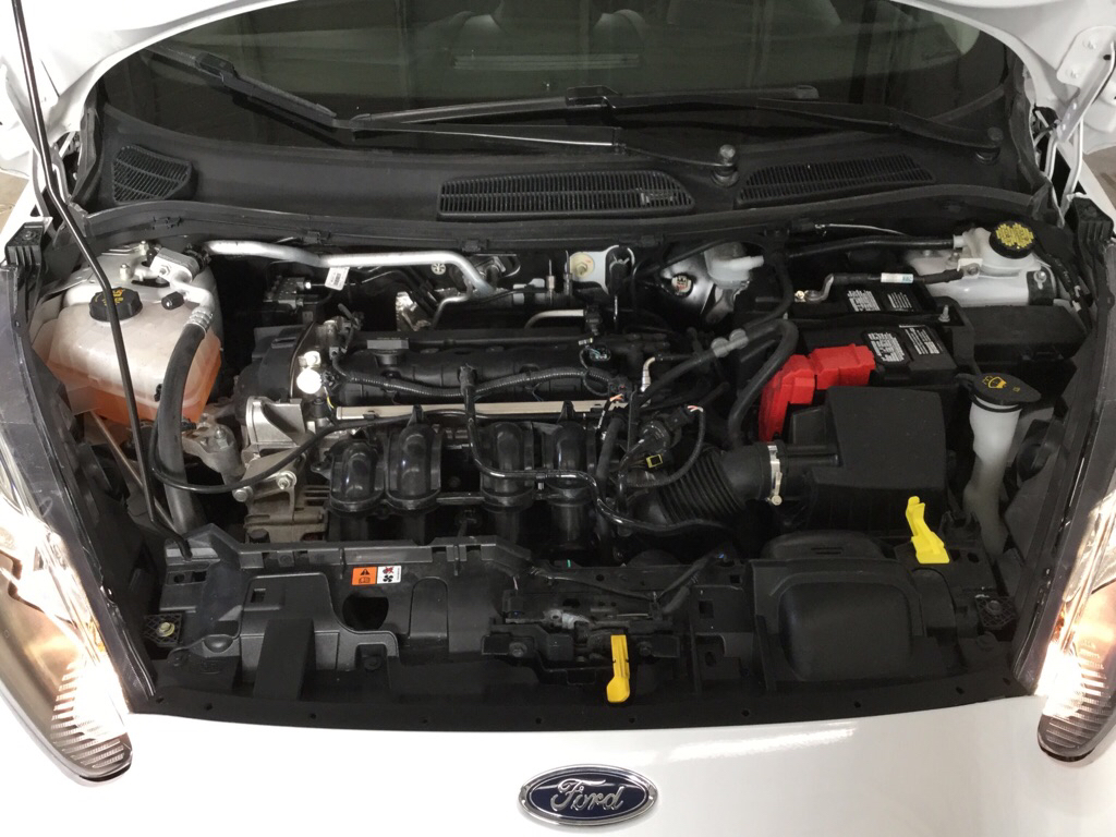 2018 FORD FIESTA SE for sale at Tradewinds Motor Center