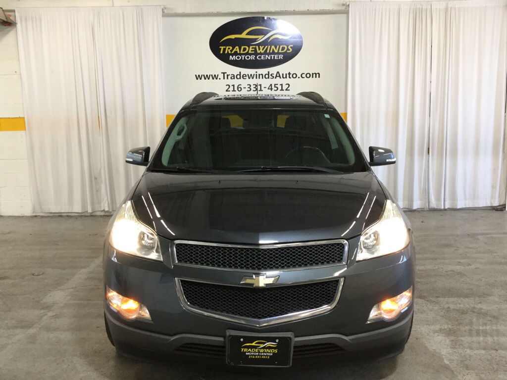 2012 CHEVROLET TRAVERSE LT for sale at Tradewinds Motor Center