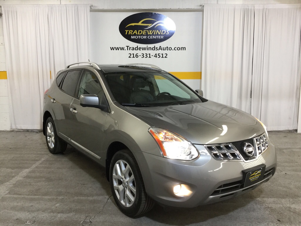 2012 NISSAN ROGUE SL for sale at Tradewinds Motor Center