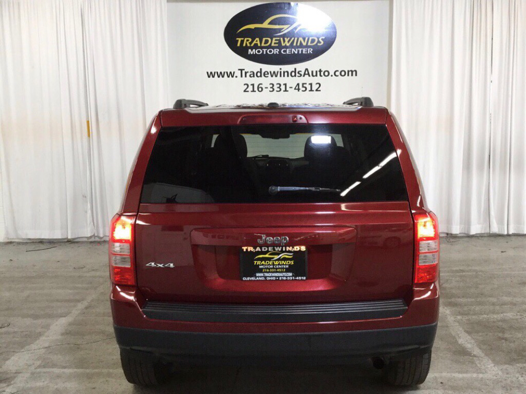 2014 JEEP PATRIOT SPORT for sale at Tradewinds Motor Center