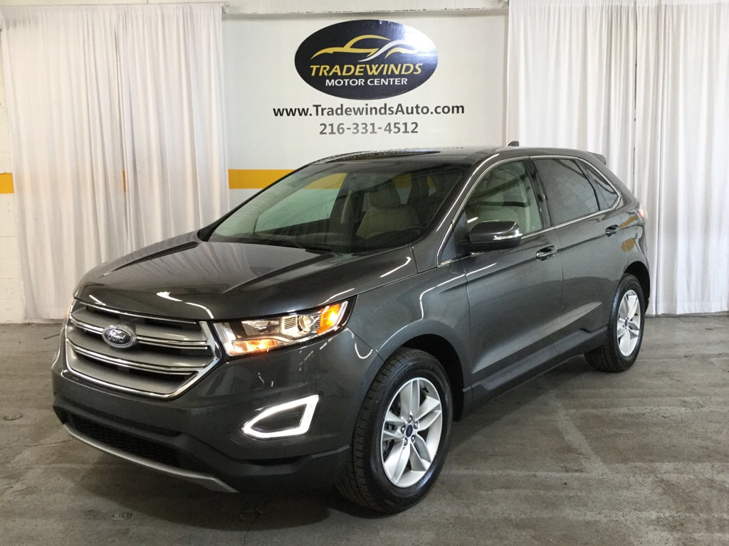 2016 FORD EDGE SEL for sale at Tradewinds Motor Center