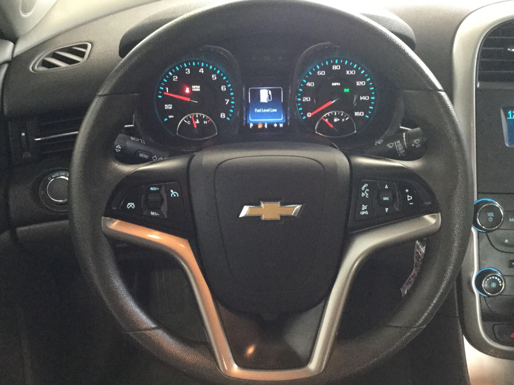2015 CHEVROLET MALIBU LS for sale at Tradewinds Motor Center