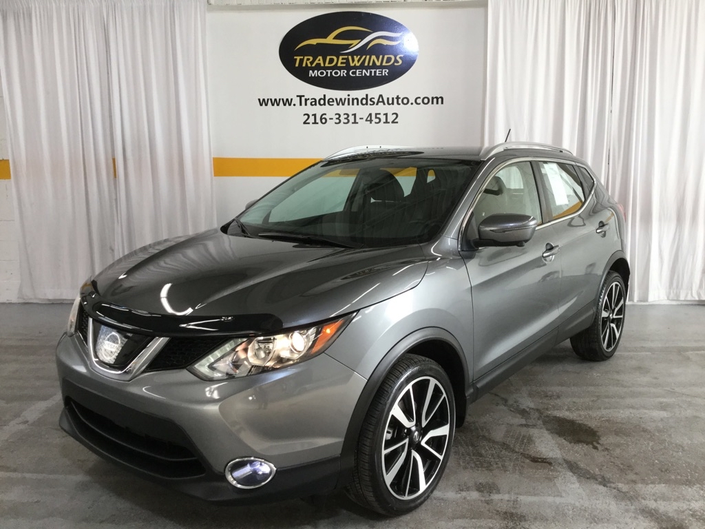 2018 NISSAN ROGUE SPORT SL for sale at Tradewinds Motor Center