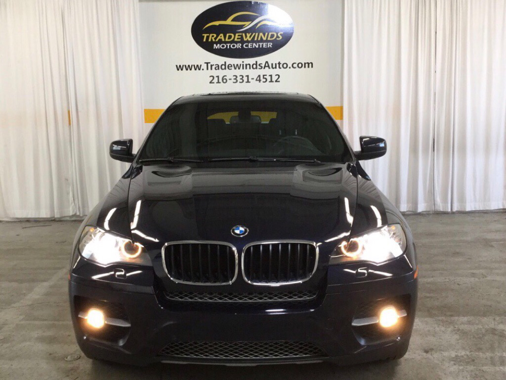 2011 BMW X6 XDRIVE35I for sale at Tradewinds Motor Center