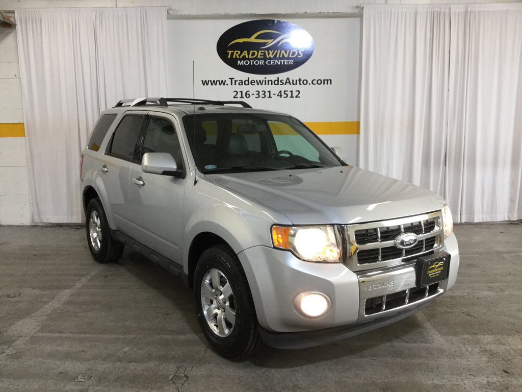 2012 FORD ESCAPE LIMITED for sale at Tradewinds Motor Center
