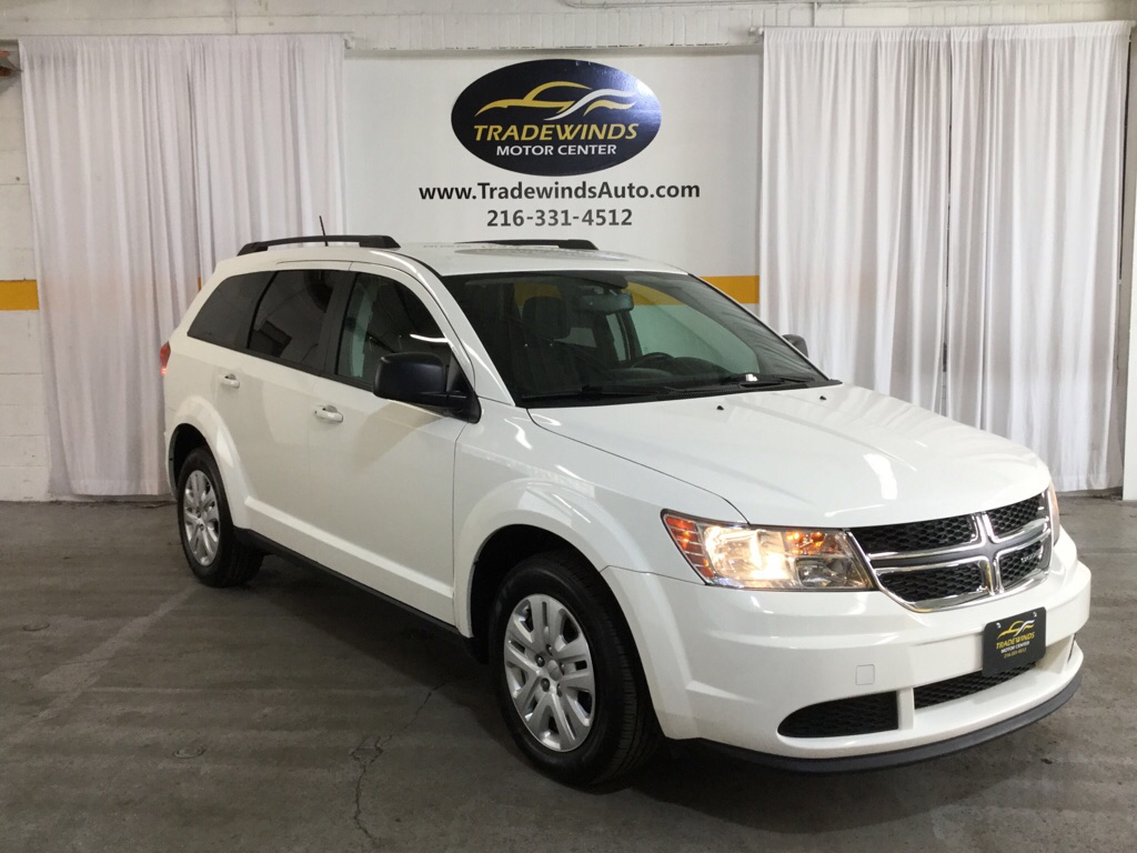 2016 DODGE JOURNEY SE for sale at Tradewinds Motor Center