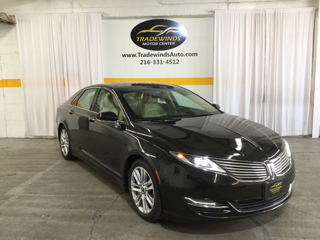 2014 LINCOLN MKZ HYBRID for sale at Tradewinds Motor Center