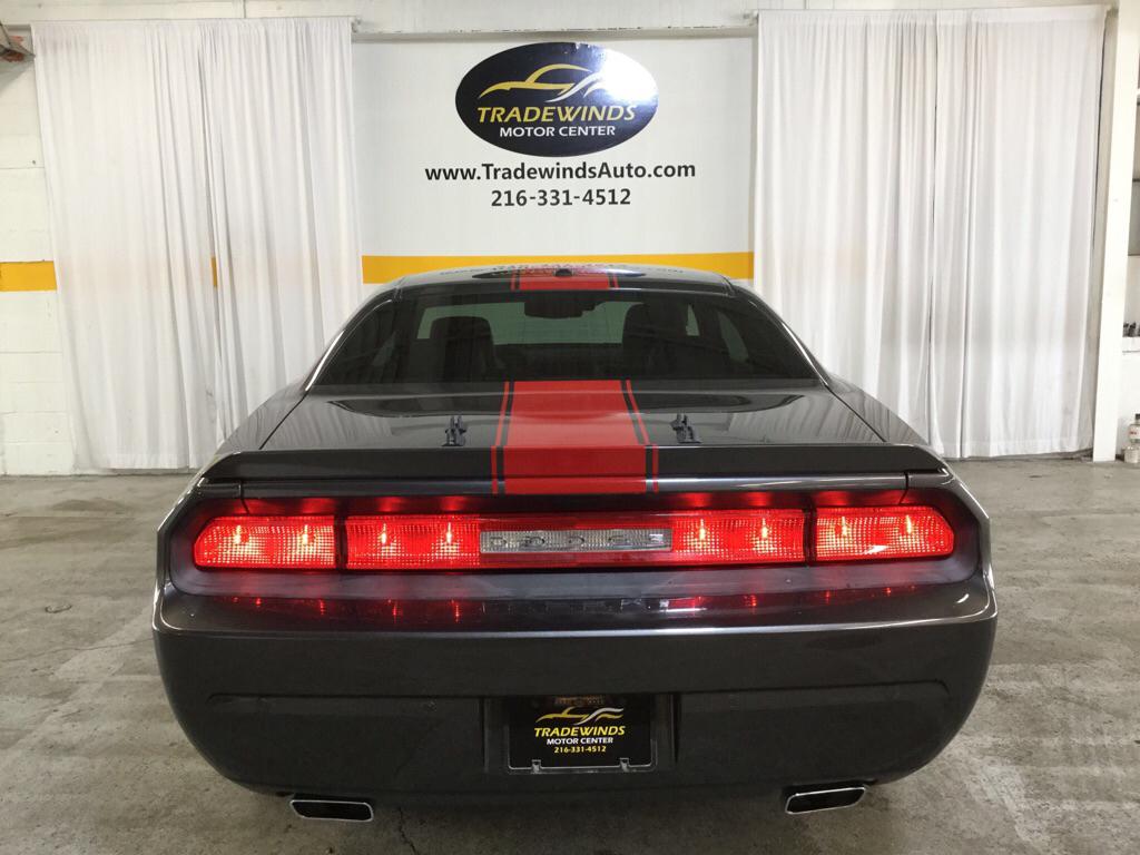 2014 DODGE CHALLENGER SXT for sale at Tradewinds Motor Center